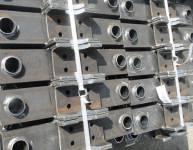 Elemente der Metallkonstruktion (8)