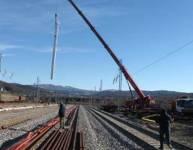 Metallausrüstung für Eisenbahnen (3)