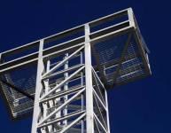 Metallelemente für die Elektrifizierung der Eisenbahn (3)