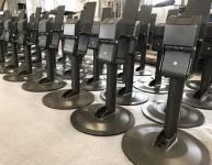 Metallklammern für den Stuhl (6)