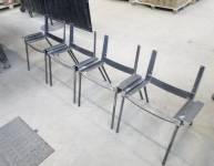 Metallstühle (3)