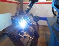 Roboterschweißprozess (2)