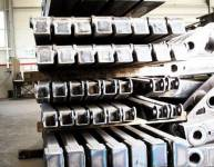 Teile der Metallkonstruktion (3)
