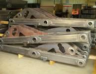 Teile der Metallkonstruktion (5)