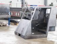 Kabine eines Flughafenfahrzeugs (5)