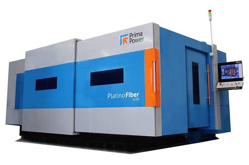 Laserschneidmaschine PLATINO FIBER EVO (2)