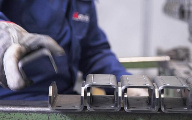 Herstellung von Metallerzeugnissen